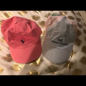 Hat Bundle: VV Kentucky Derby and Polo Cap